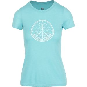 Backcountry Backcountry Artist T-Shirt - Bryce Frees - Short-Sleeve - Women's