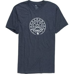 Backcountry Mountain Medallion Graphic T-Shirt - Short-Sleeve - Men's