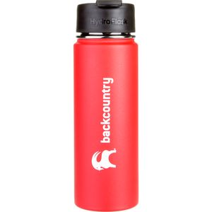 Backcountry Classic Logo Hydro Flask Water Bottle - 20oz