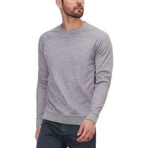 Backcountry Grid Fleece Crew-Neck Sweatshirt - Men's