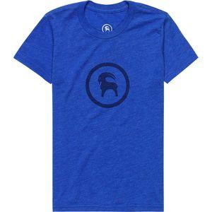 Backcountry Goat Logo T-Shirt - Boys'