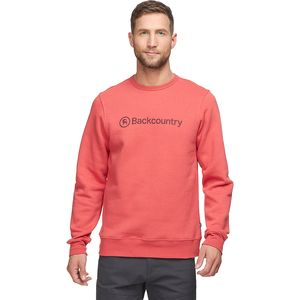 Backcountry Long-Sleeve Crewneck Sweatshirt - Mens