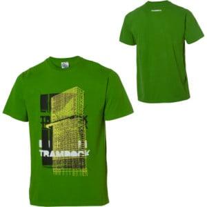 Tramdock.com Form T-Shirt - Short-Sleeve - Mens