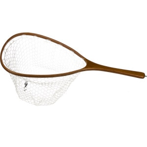 Brodin Frying Pan Float Tube Ghost Series Net