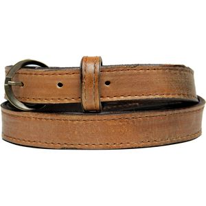 Bed Stu Monae Leather Belt - Women's