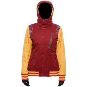 Billabong City Varsity Jacket - Women's
