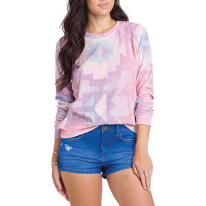 Billabong Horizon Heat Pullover Sweatshirt  - Women's
