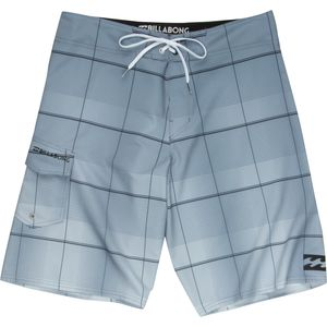 Billabong All Day Plaid X Board Short - Men's
