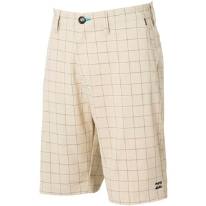 Billabong Crossfire X Plaid Hybrid Short - Men's