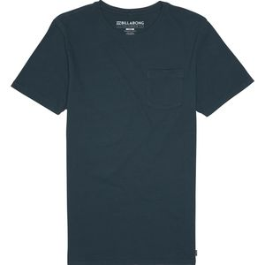 Billabong Essential Overdyed Pocket T-Shirt - Short-Sleeve - Men's