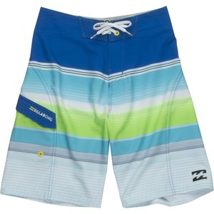 Billabong All Day Stripe X Board Short - Boys'