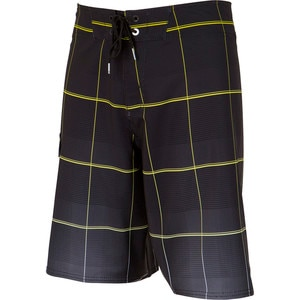 Billabong All Day Plaid X Board Short - Boys'