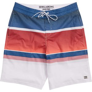 Billabong Spinner Lo Tides Board Short - Boys'