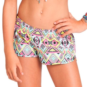 Billabong Wild Waves Board Short - Girls'