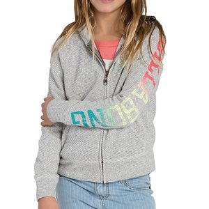 Billabong Skip To The Beat Full-Zip Hoodie - Girls'