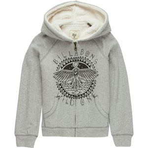 Billabong Passing Storms Full-Zip Hoodie - Girls'