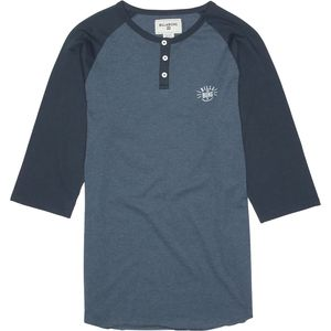 Billabong Bull Pin Henley T-Shirt - Long-Sleeve - Men's