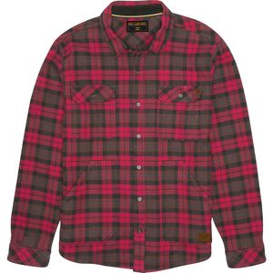 Billabong Lincoln Flannel Shirt - Long-Sleeve - Men's