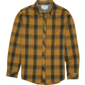 Billabong Bellford Flannel Shirt - Long-Sleeve - Men's