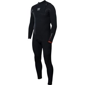 Billabong 4/3 No-Zip Carbon Furnace Wetsuit - Men's