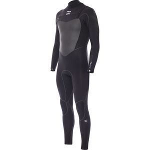 Billabong 3/2 Furnace Chest-Zip Full Wetsuit - Men's