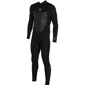 Billabong 4/3 Foil Back-Zip Full Wetsuit - Men's