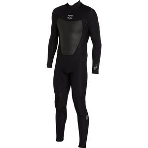 Billabong 3/2 Foil Back-Zip Flatlock Full Wetsuit - Men's