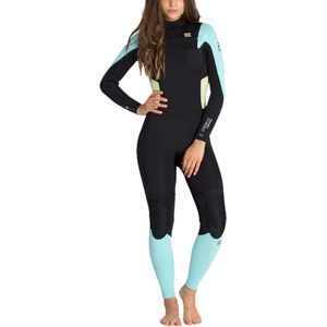 Billabong 4/3 Synergy Chest-Zip Full Wetsuit - Women's