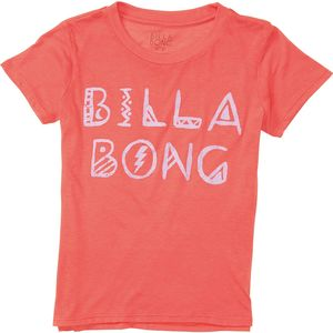 Billabong Sunshine Livin T-Shirt - Short-Sleeve - Girls'