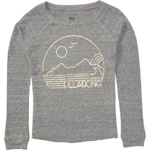 Billabong Soaked N Stoked T-Shirt - Long-Sleeve - Girls'