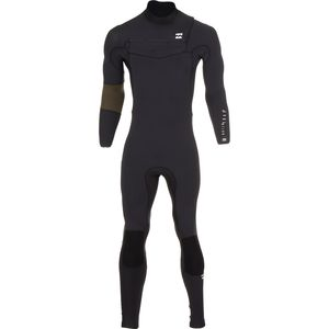 Billabong 3/2 Revolution Invert Chest-Zip Wetsuit - Men's