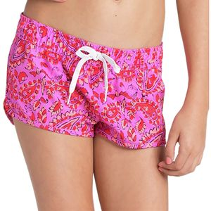 Billabong Penny Lane Paisley 1.5in Volley Short - Girls'