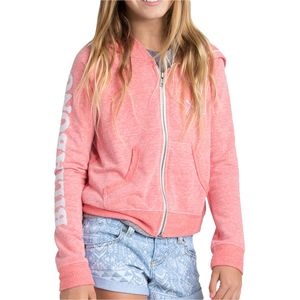 Billabong Sunshine Day Full-Zip Hoodie - Girls'