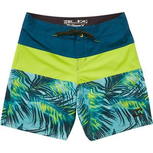 Billabong Tribong X Fronds Board Short - Boys'