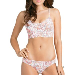 Billabong Paisley Paradise Crop Cami Bikini Top - Women's