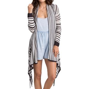 Billabong Outside The Lines Stripe Sweater - Women's