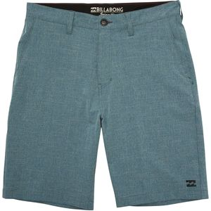 Billabong Crossfire X Crosshatch Hybrid Short - Men's