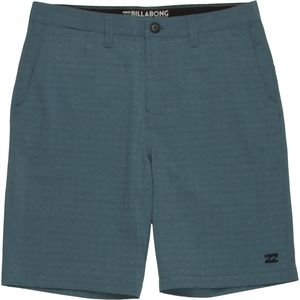 Billabong Crossfire X Mini Plaid Short - Men's