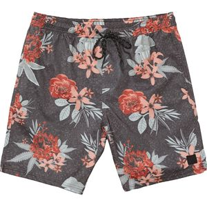 Billabong All Day Layback Print Elastic Board Short - Men's