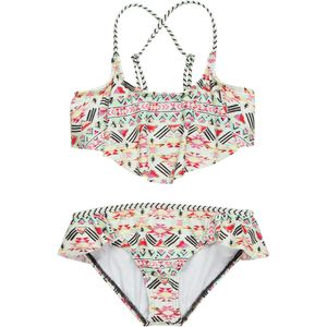 Billabong Gee Gee Geo Flutter Swimsuit - Girls'