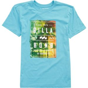 Billabong Static Paradise T-Shirt - Short-Sleeve - Boys'