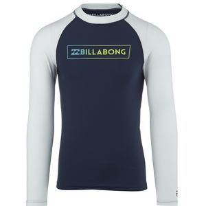 Billabong All Day Raglan Rashguard - Long-Sleeve - Men's