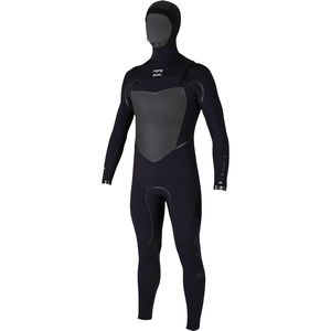 Billabong 504 Furnace Carbon X Hooded Chest Zip Wetsuit - Men's