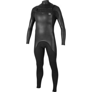 Billabong 302 Revolution Tri Bong Glideskin Chest Zip Full Wetsuit - Men's