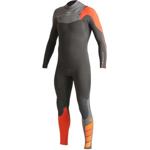 Billabong 403 Furnace Comp Chest Zip Wetsuit - Men's