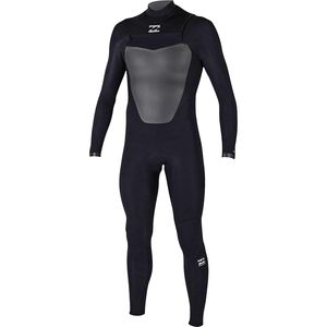Billabong 4/3 Absolute Chest Zip Full Wetsuit - Men's