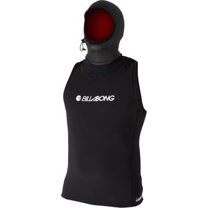 Billabong Furnace Therma Vest with Neo Hood