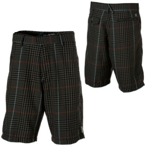 Billabong Skiffer Plaid Short - Mens