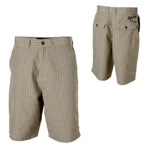 Billabong Parker Plaid Short - Mens