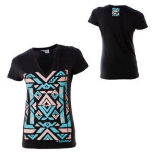 Billabong Onyx V-Neck T-Shirt - Short-Sleeve - Womens